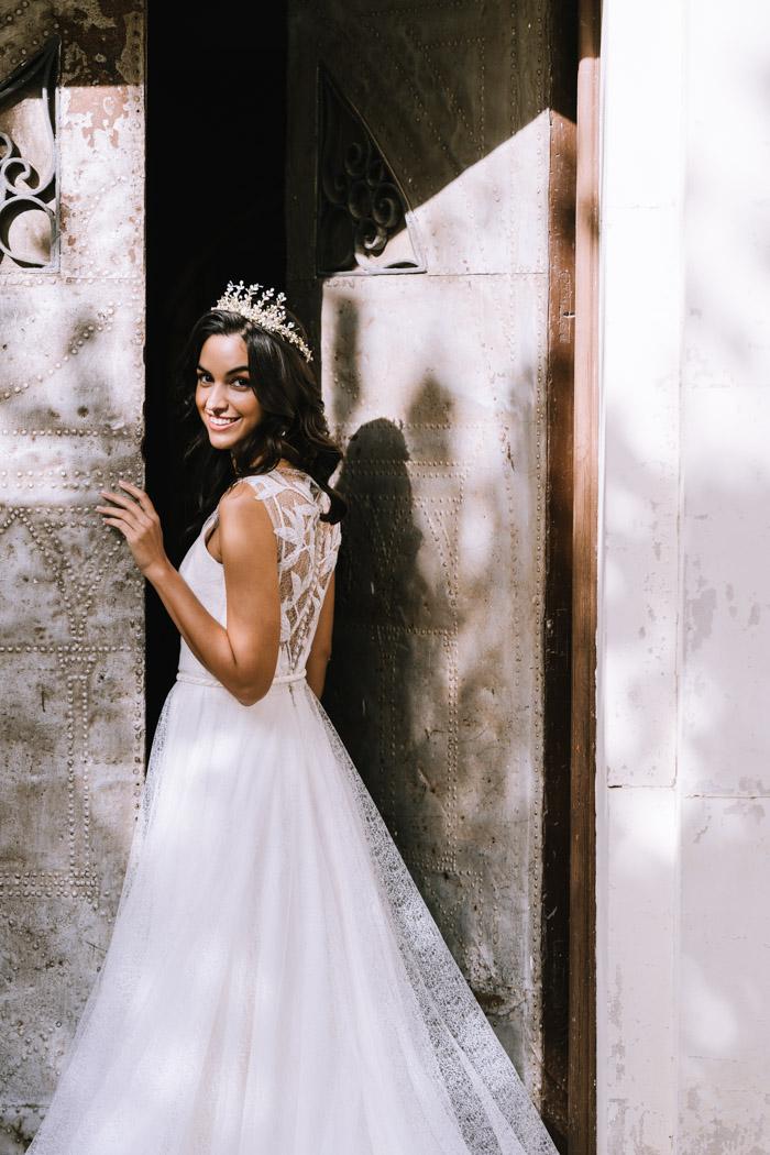vestido de novia original