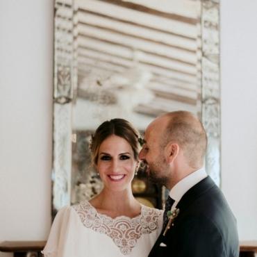 La boda de Ana Carmen e Isaac