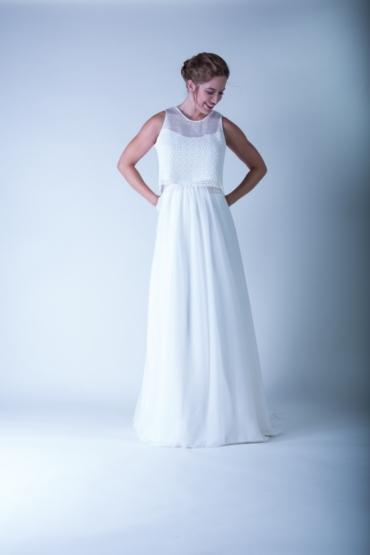 'Si me casara con… el vestido Anke'