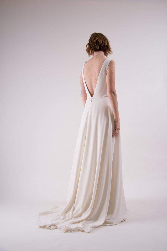 trajes de novia civil