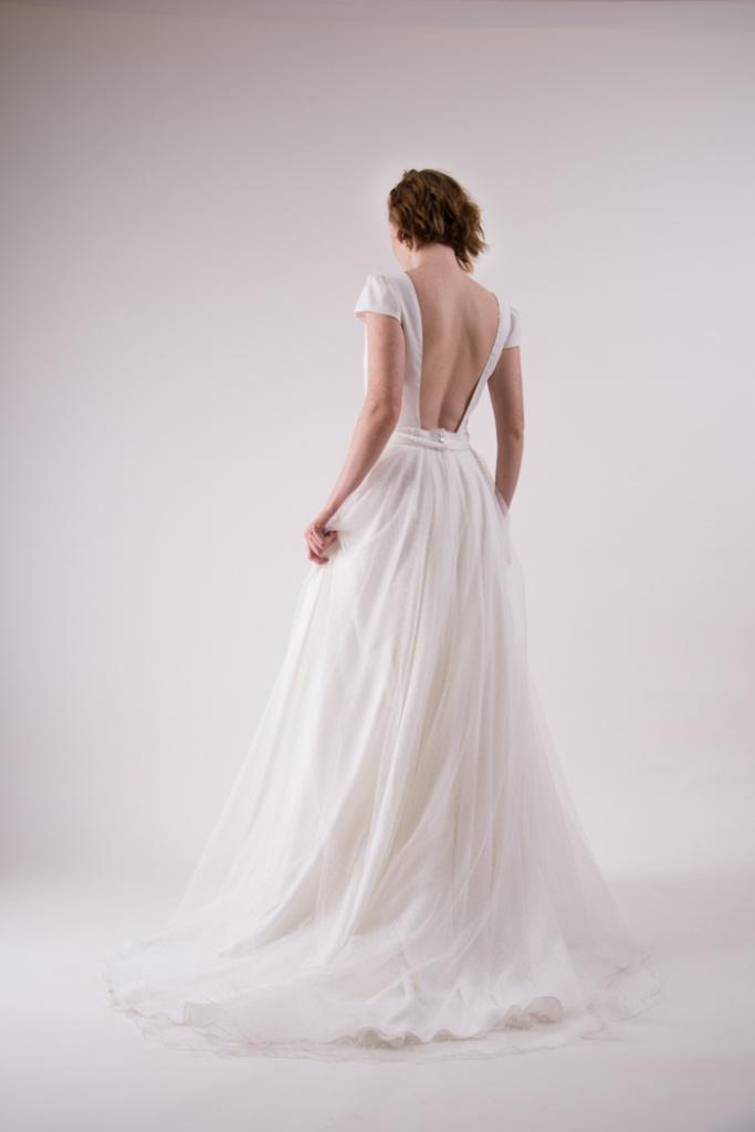 vestidos boda civil sencillos