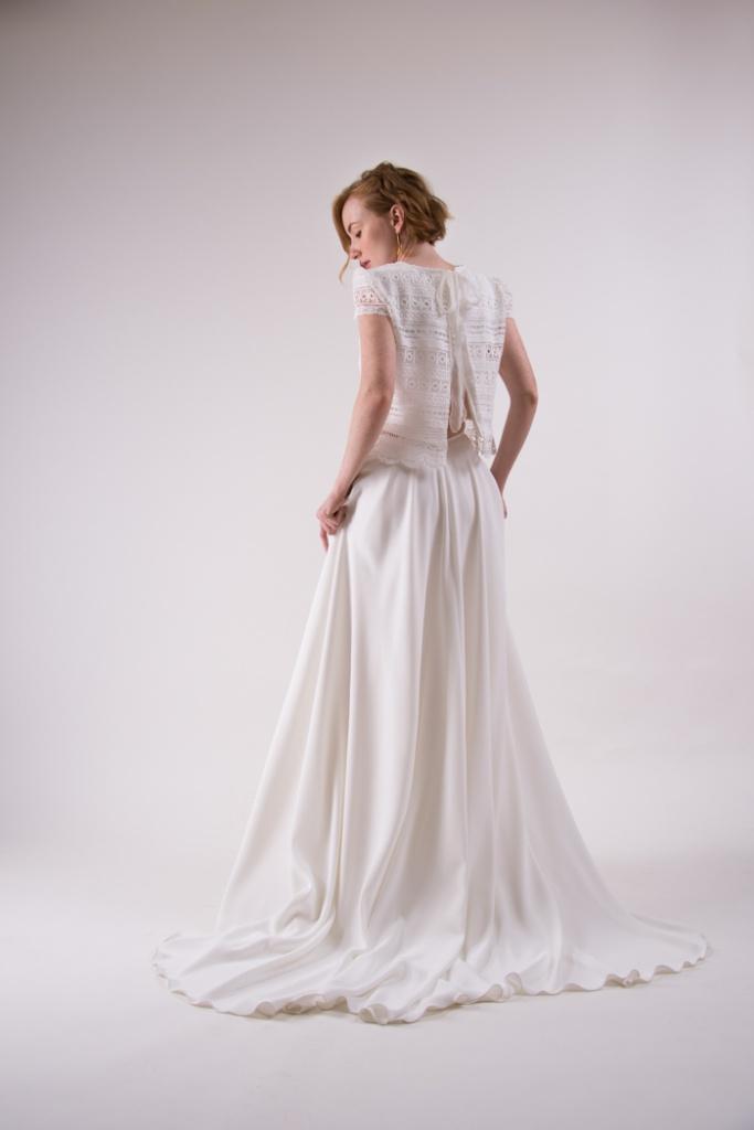el vestido de novia