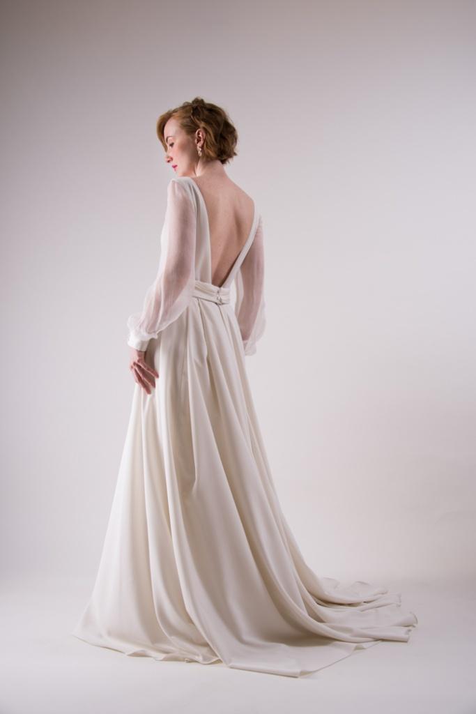 vestidos de novia ceremonia civil