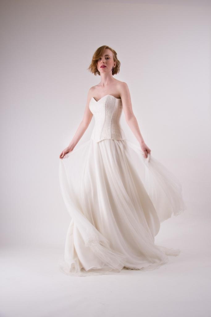 vestidos de novia matrimonio civil