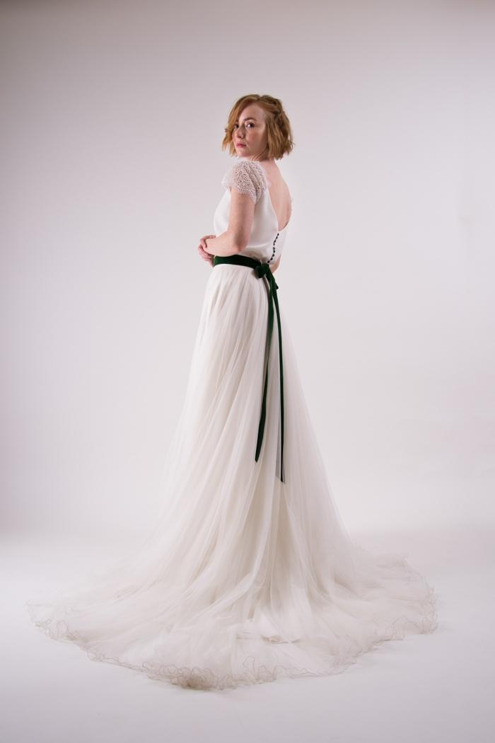 vestidos de novia modernos y elegantes