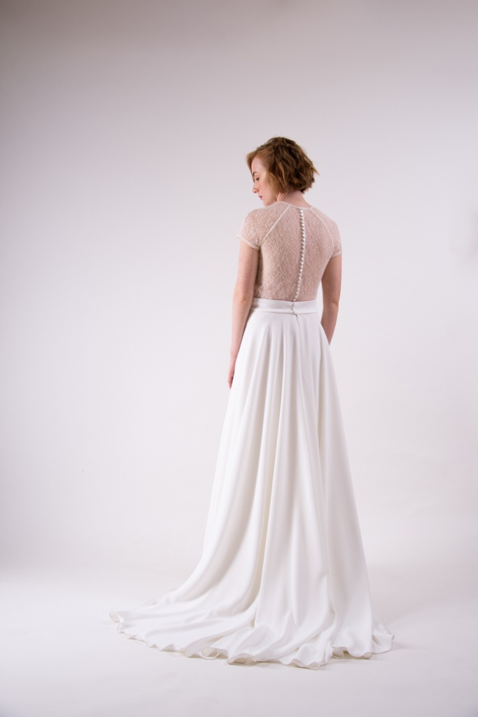 vestidos sencillos para matrimonio civil