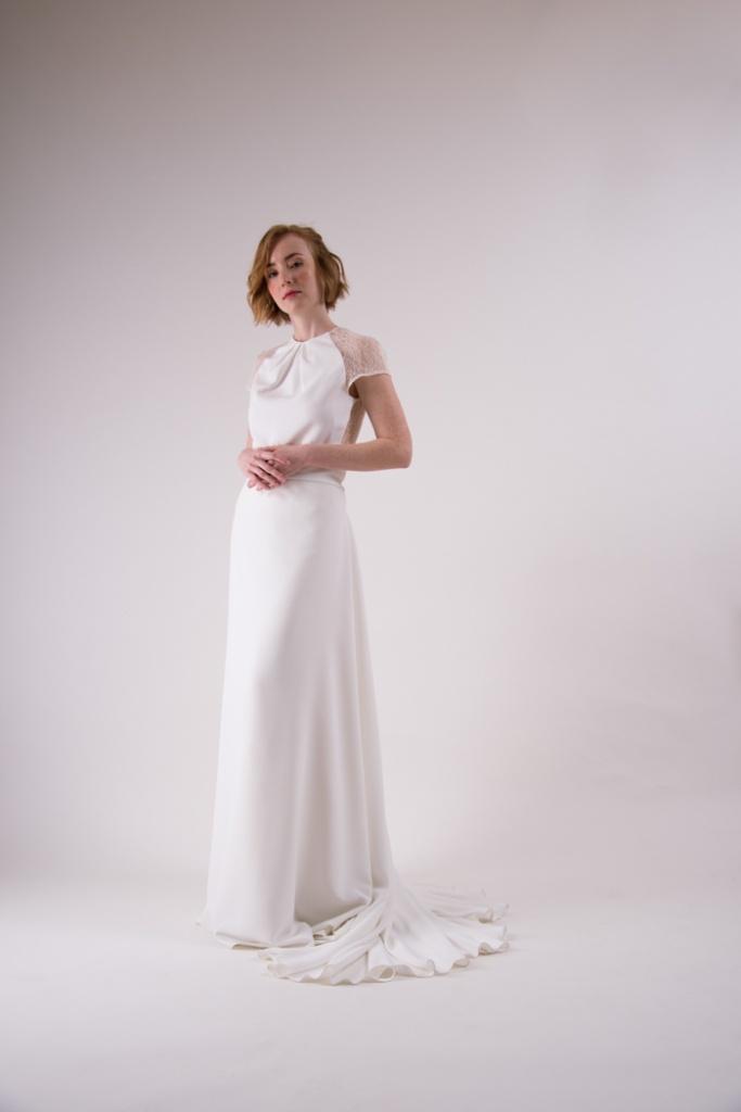 trajes para matrimonio civil