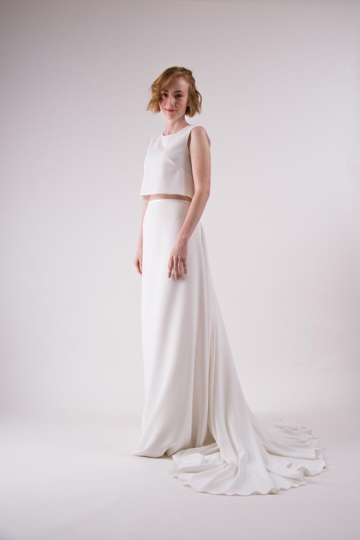 vestidos de boda civil sencillos