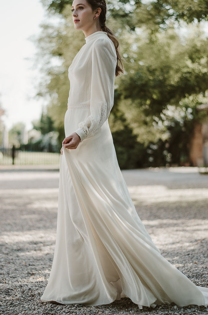 vestidos boda novia