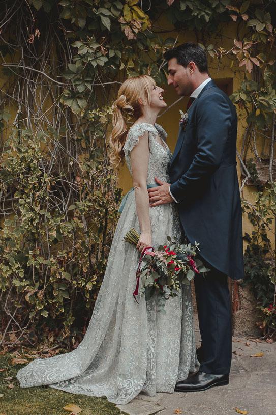 La boda de Alba y Nacho