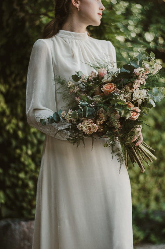 vestidos de novia a medida